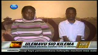 News Feature : Mwanamke adhihirisha ulemavu sio kilema