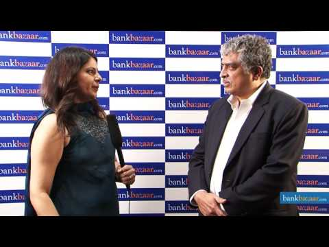 Nandan Nilekani On Going #Paperless & The Fintech Revolution