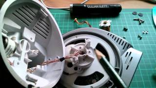 teardown pan tilt wireless ip network camera