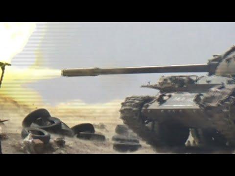الجيش السوري يواصل استهداف مناطق وجود تنظيم الدولة الإسلامية في جنوب دمشق