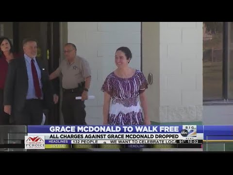 Grace McDonald Local 2 News at 10:00 p.m.