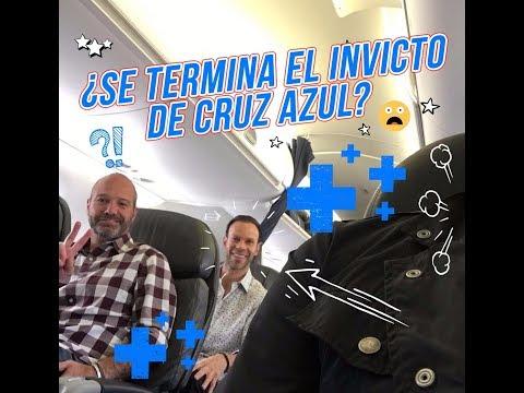 Dr. García y Martinoli ¿Se termina el invicto de Cruz Azul?