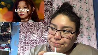 Reacting to kpop *funny faces*