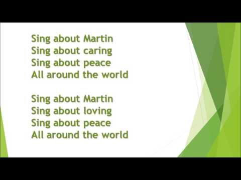 Sing About Martin