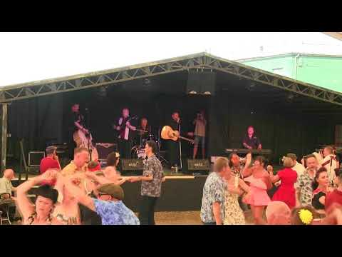 The Kingcats-Control Tower Stage@Twinwood Festival 2017