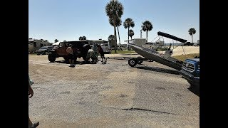 Scallop Season 2019 - A day full of scalloping and boating fails in Port St. Joe!