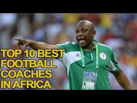 Thumbnail: 10 Best Football Managers in Africa
