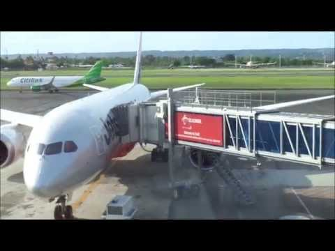 AirAsia flight from Bali to Singapore