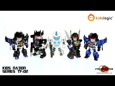 Video Review of the Kids Logic; Kids Nation TF-02