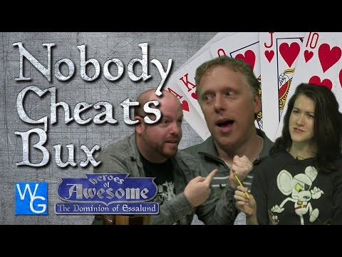 D&D No One Cheats Bux - Dominion of Essalund: Chapter 8