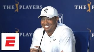 Tiger Woods answers: LeBron James or Michael Jordan as the G.O.A.T.? | ESPN