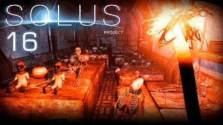 The Solus Project [16] [Die Arterie der Hitze] [Walkthrough] [Let's Play Gameplay Deutsch German] thumbnail