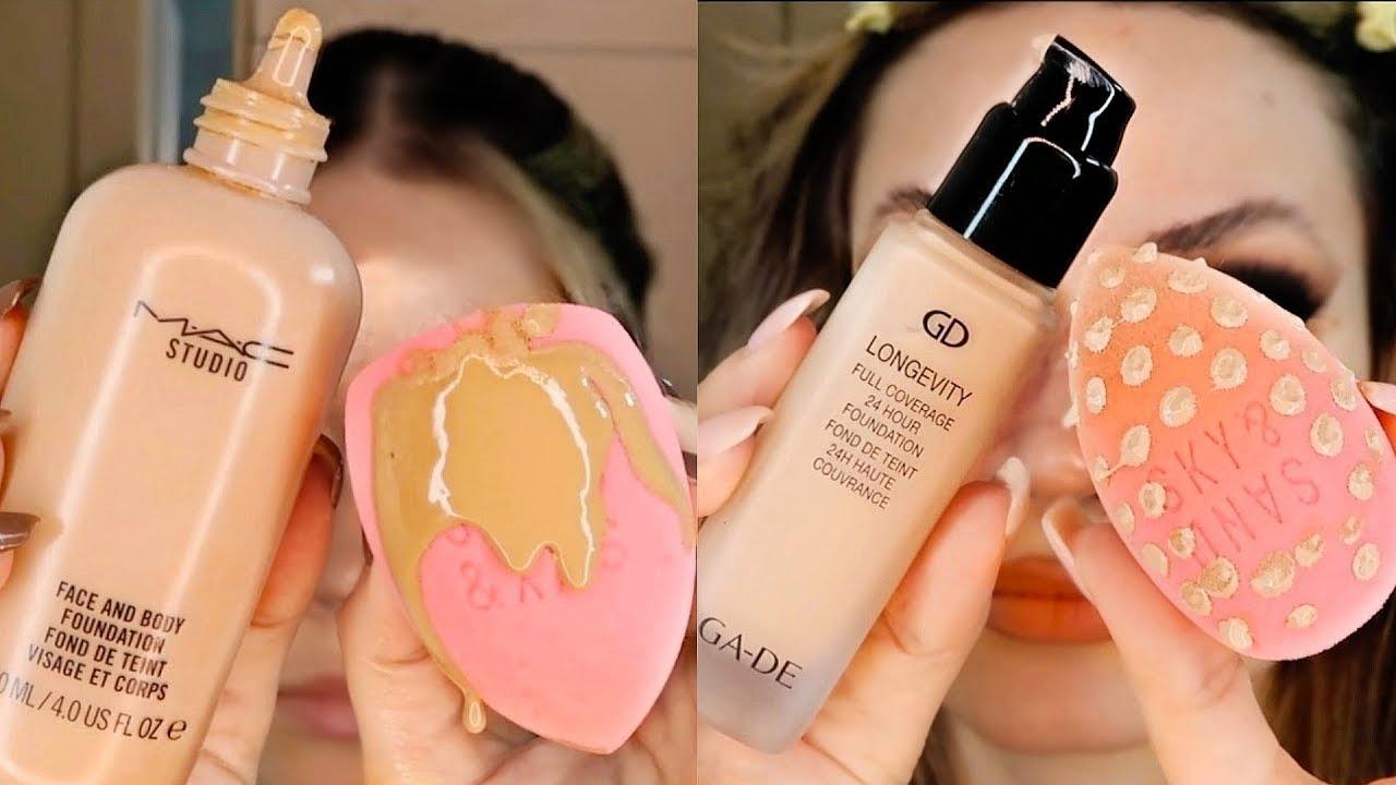 Best Makeup Transformations 2021