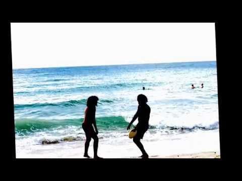 Reiki Frisbee @ Beau Vallon Bay - Seychelles