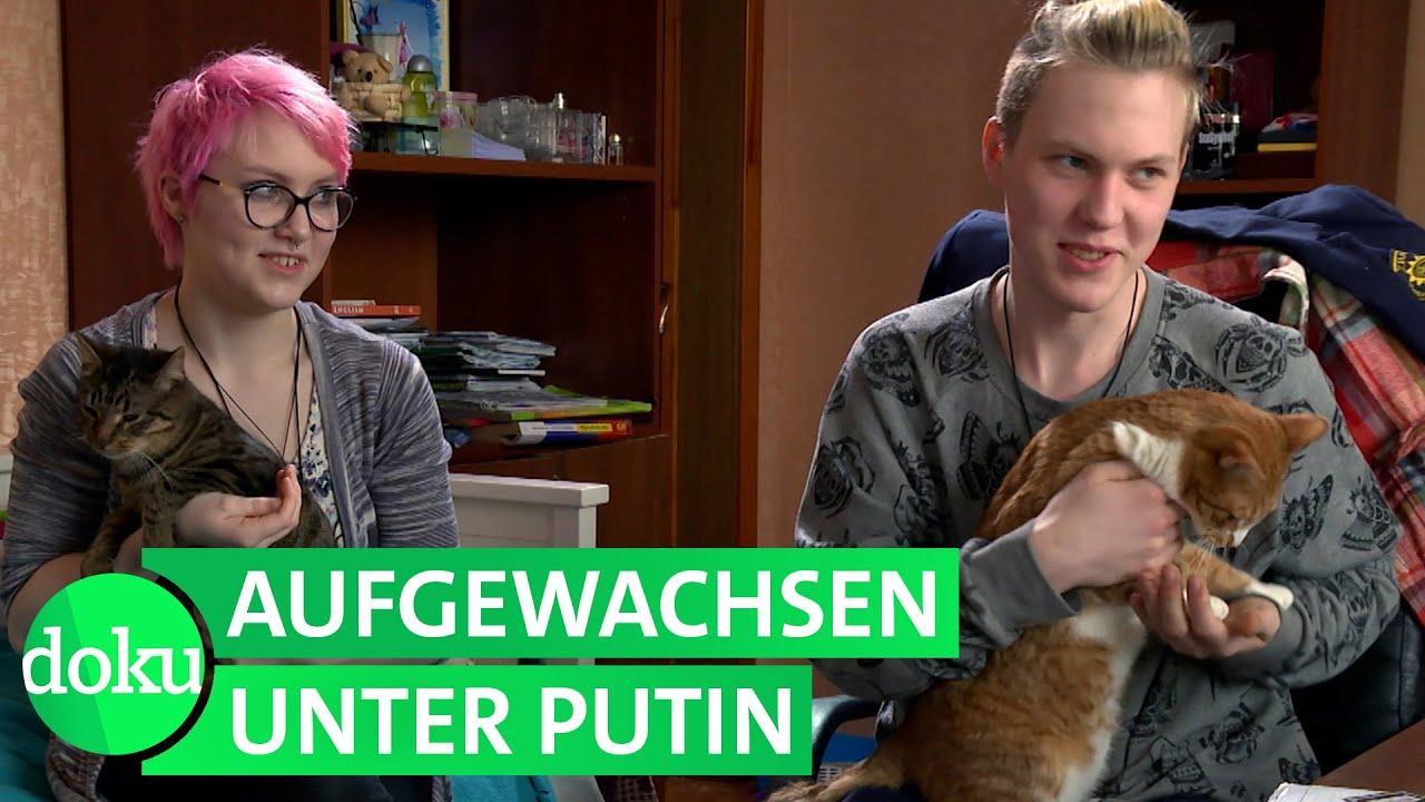 Teenies in Russland: Zwischen Rebellion und Patriotismus | WDR Doku