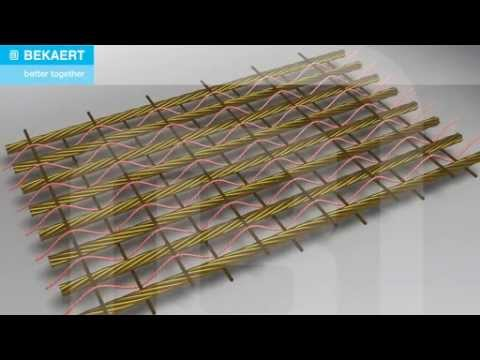 Textile technologies - Bekaert Core Competences - Advanced metal transformation