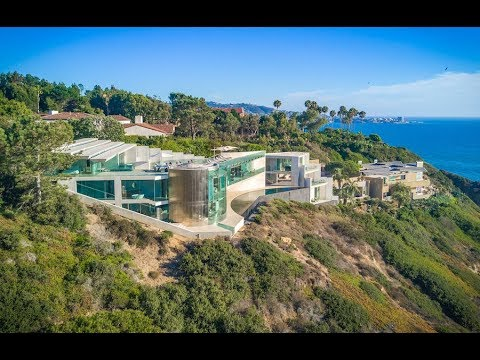 Stunning $30 Million 12,000 SQ FT 6 Bed 6 Bath Home in California USA