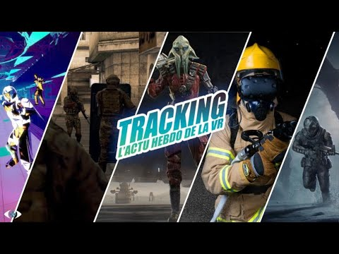 Tracking : L'actu VR hebdo #08 - Le prochain Star-Wars, Nouveau Triple A, Flight Simulator en VR...