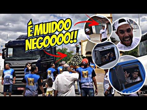 6ª FESTA DOS CAMINHONEIROS DE FREI MIGUELINHO | PASSEATA | #RASTA104 #CAPIVARAFEST