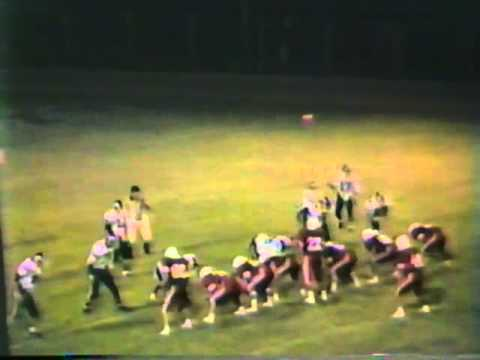 1988 SJA Football - San Antonio St. Gerard at St. Joseph Academy