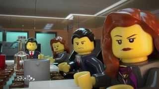 LEGO CITY Studio – Behind the Scenes Tour
