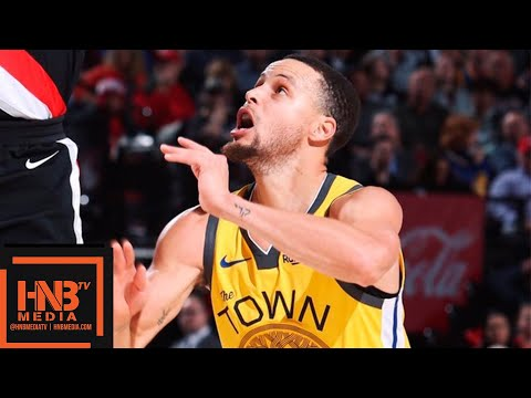 GS Warriors vs Portland Trail Blazers Full Game Highlights | 02/13/2019 NBA Season