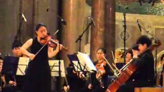 喜看澳门青年交响乐团庄严音乐会精彩演出