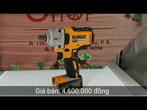 DEWALT DCF894 MÁY MỞ BULONG DÙNG PIN 01293978258 SHOPTOOL. NET