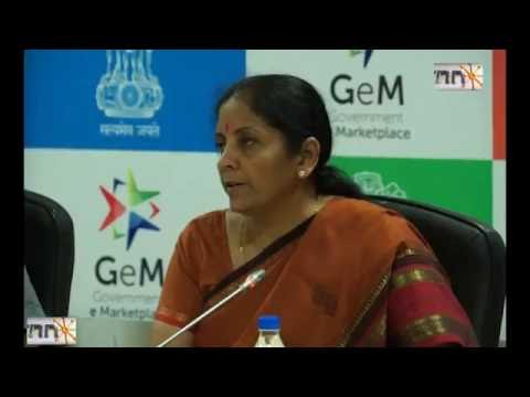 GeM to bring complete transparency in government procurement: Sitharaman