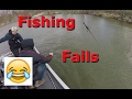 Funny Fishing Fails and BLOOPERS!!!