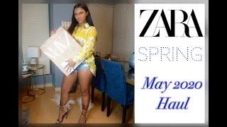 Zara Special Prices Spring Haul May 2020
