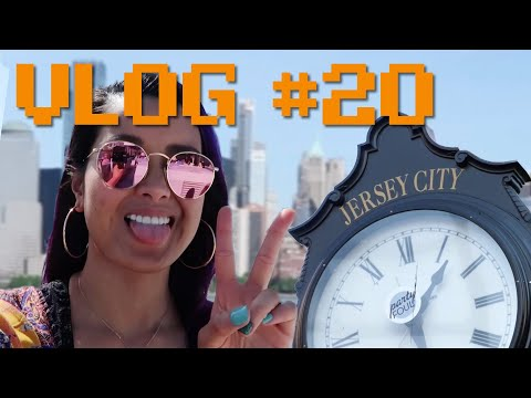 Why I Moved to Jersey City, NJ – Raquel Lily Vlog #20