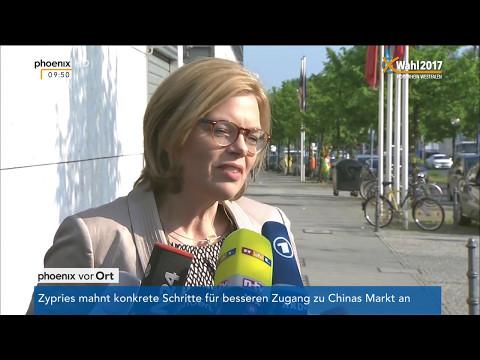 Landtagswahl Nordrhein-Westfalen: Statements zum Wahlsieg der CDU am 15.05.17