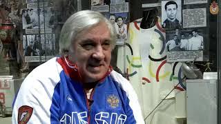 Интервью 4-х кратного олимпийского чемпиона по фехтованию Виктора Кровопускова