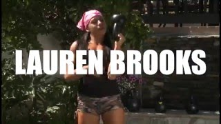 Lauren Brooks Kettlebell Workout Video Sizzler Reel