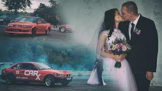 Дрифт свадьба | #vsyoseryozno
