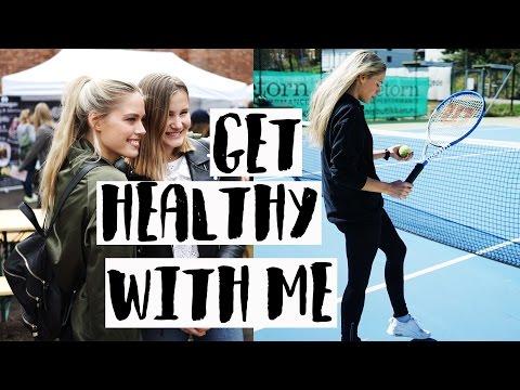 Get Healthy With Me - Vegan Festival | Cornelia