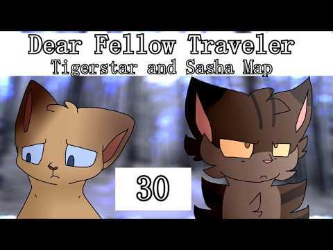 Dear Fellow Traveler | Tigerstar & Sasha...