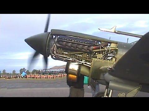 Engine: Allison v1710 in P-40