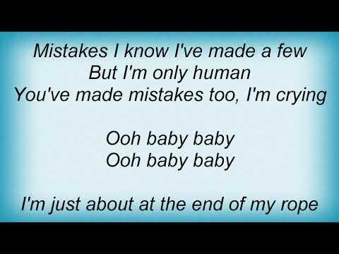 Seal - Ooh Baby Baby Lyrics