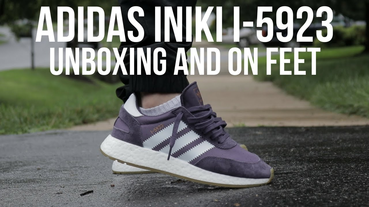 adidas originals x Neighborhood iniki i 5923 Unboxing and Review + On foot