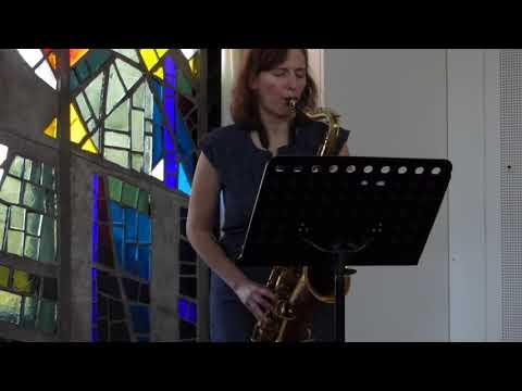 ELIAS STEMESEDER &ANNA WEBBER - Live at Unlimited 32, Schlachthof, Wels, Austria, 2018-11-11