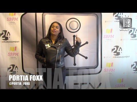 Portia Foxx Talks Journey to land career with Pittsburgh radio station Wamo 100.1 FM