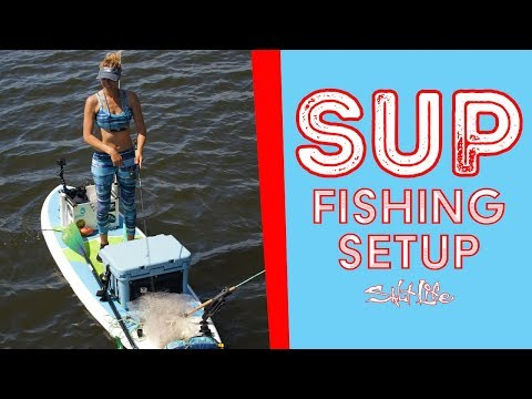 SUP Fishing Setup | Salt Life