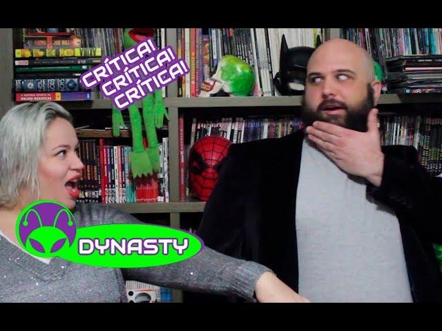 FREAKRÍTICA | DYNASTY (Dinastia) - CW / NETFLIX - 1ª temporada