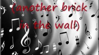 Eric Prydz Vs Pink Floyd Proper Education Lyrics