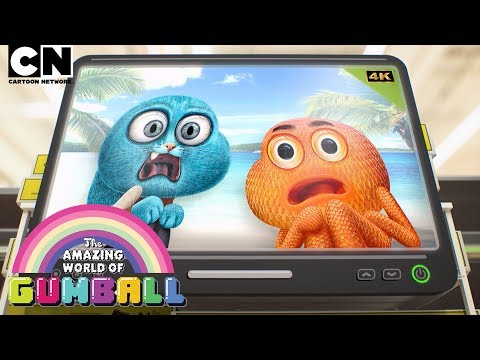 Thumbnail: The Amazing World of Gumball | The Lady | Cartoon Network