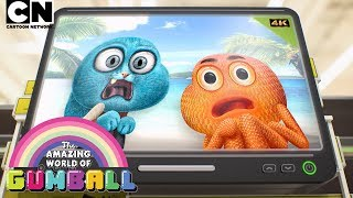 Скачать The Lady The Amazing World Of Gumball Cartoon Network