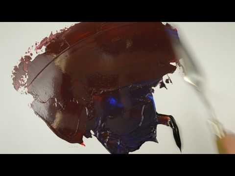 Как нужно смешать краски чтобы получить коричневый