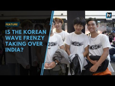 The Hallyu Effect: Is the Korean wave frenzy taking over India?